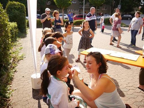 Sommerfest Starkenfeld