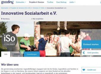 Online einkaufen für iSo über Gooding