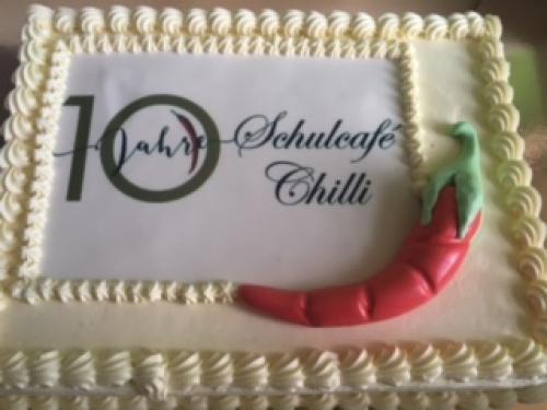 10 Jahre SchulCafé Chilli