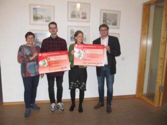 Spende für JAM in Altendorf