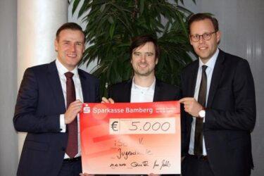 Ein Neujahresgruß über 5.000 Euro von der pension solutions group