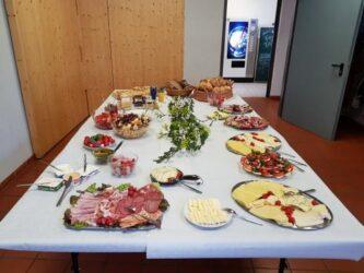 Pflegeelternfrühstück im Bamberger Jugendzentrum