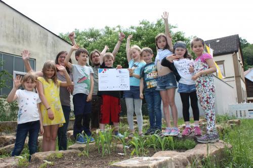 Wiesenhort erhält Förderung durch das Deutsche Kinderhilfswerk