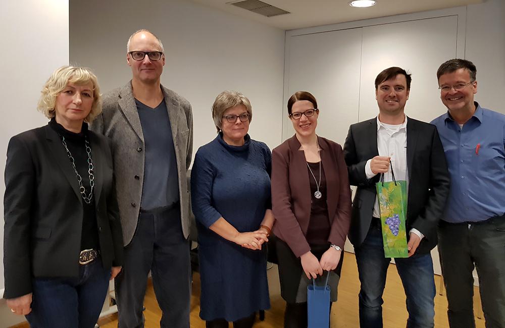Dialog zwischen der Evangelischen Hochschule Nürnberg und iSo