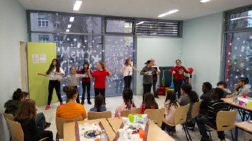 Nikolausfeier in der OGTS…