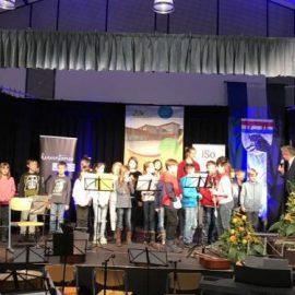 Feierliche Eröffnung des neuen Kinderhauses in Stegaurach