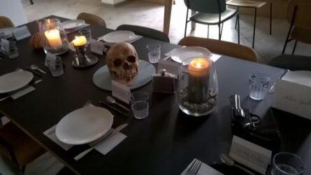 Mörderische Breakfastparty oder wer hat Pater Angelo ermordet?