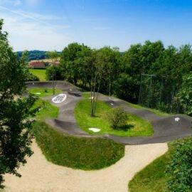 Deutschlands modernste Pumptrack-Anlage