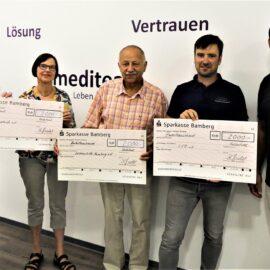 6.000 Euro für Jugendliche mit Handicap