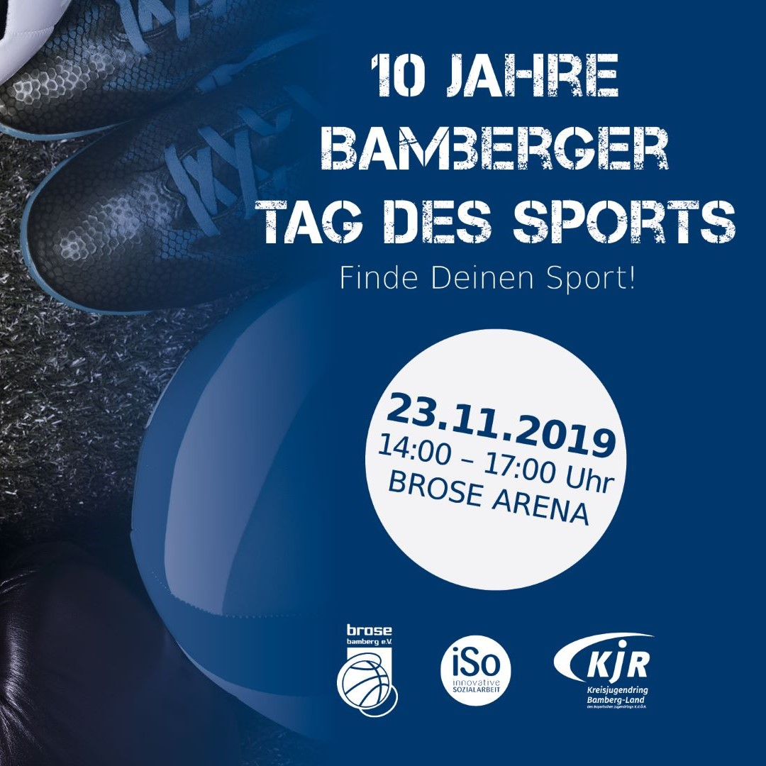 Vorgemerkt: Tag des Sports feiert Jubiläum