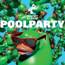 Macht Alarm!-Poolparty