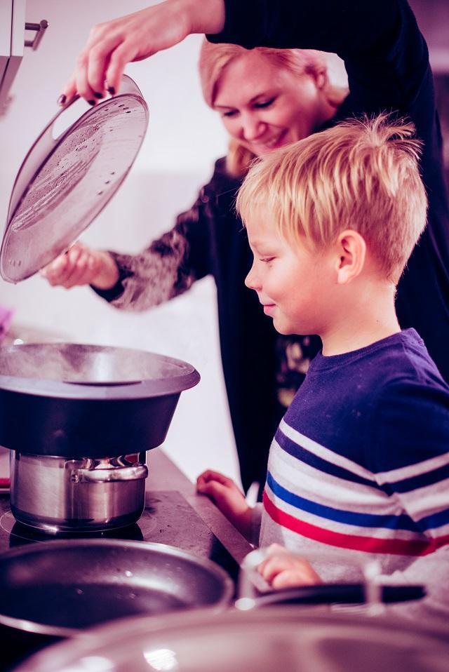 Kochen um die Welt