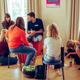 Wunschkonzert in Gundelsheim – Jugendliche gestalten Zukunft