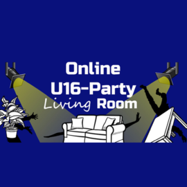 Erste virutelle U16-Party
