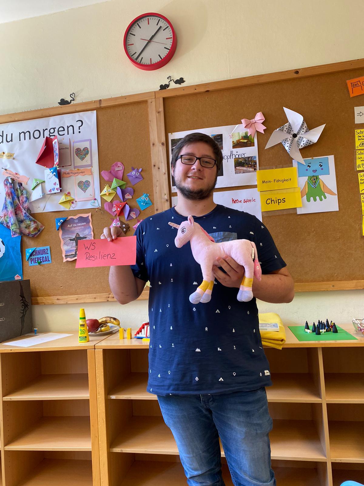 Alltag in der Offenen Ganztagsschule der RvT Forchheim