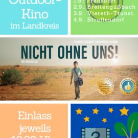 Open Air Kino im Landkreis für die ganze Familie