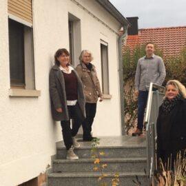 Schlüsselübergabe für CrossOver Trunstadt