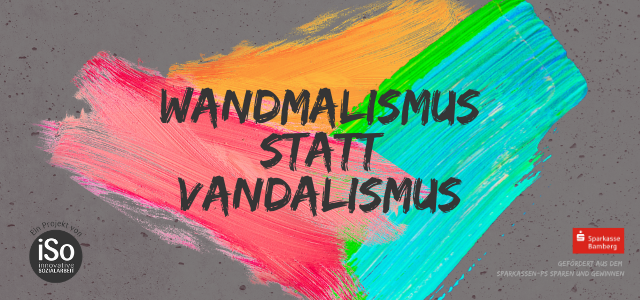 """Wandmalismus statt Vandalismus"""
