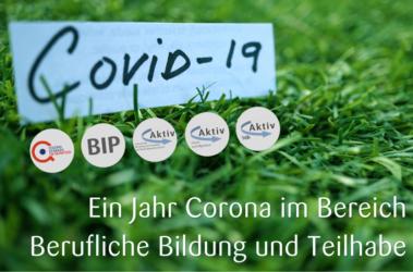 Berufliche Bildung und Teilhabe in Covid19-Zeiten