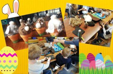 Kunterbunte (Ferien-)Angebote unserer Offenen Ganztagsschulen