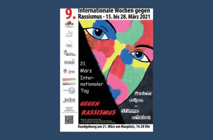 Internationale Wochen gegen Rassismus 2021