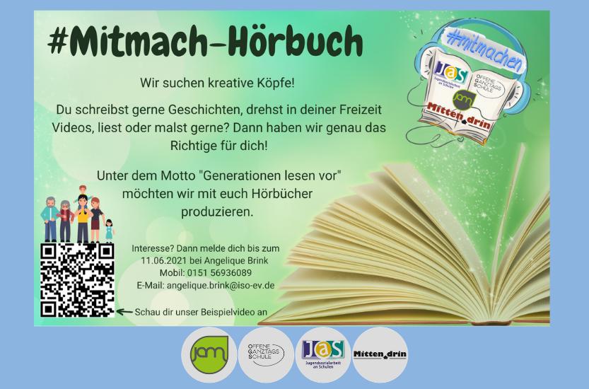 #Mitmach-Hörbuch