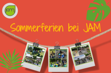 Action, Spaß und Spannung beim JAM Sommerferienprogramm