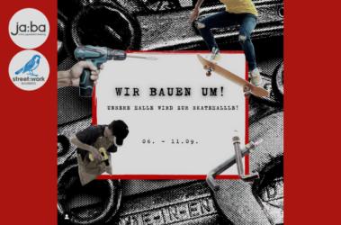 """""""Spatenstich"""" für's Bamberger Indoor Skating!"""