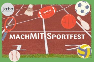 Veranstaltungshinweis: machMIT-Sportfest