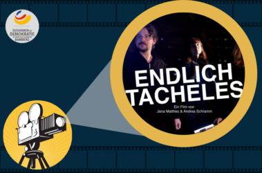 'Endlich Tacheles' (2020) in Bamberg