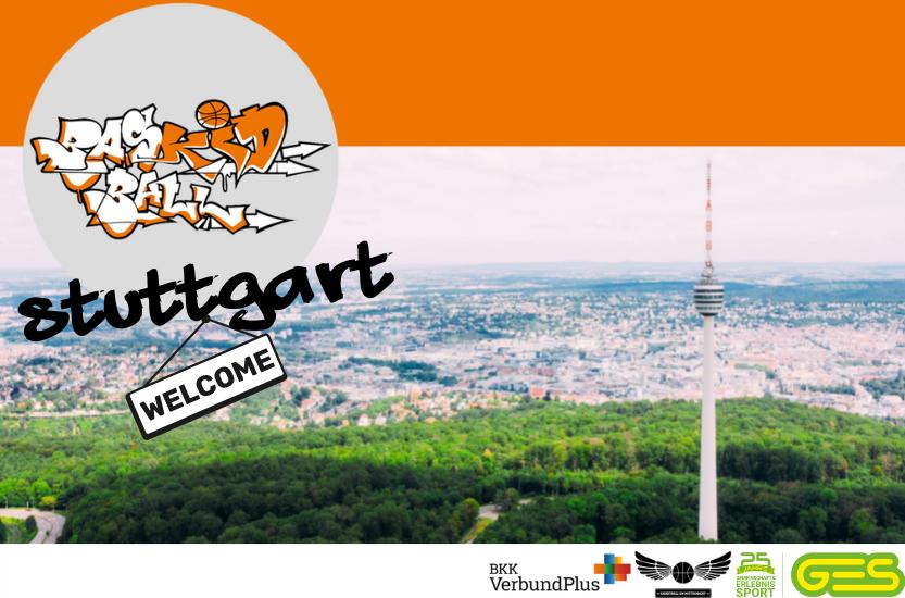 Stuttgart wird neuer BasKIDball-Standort