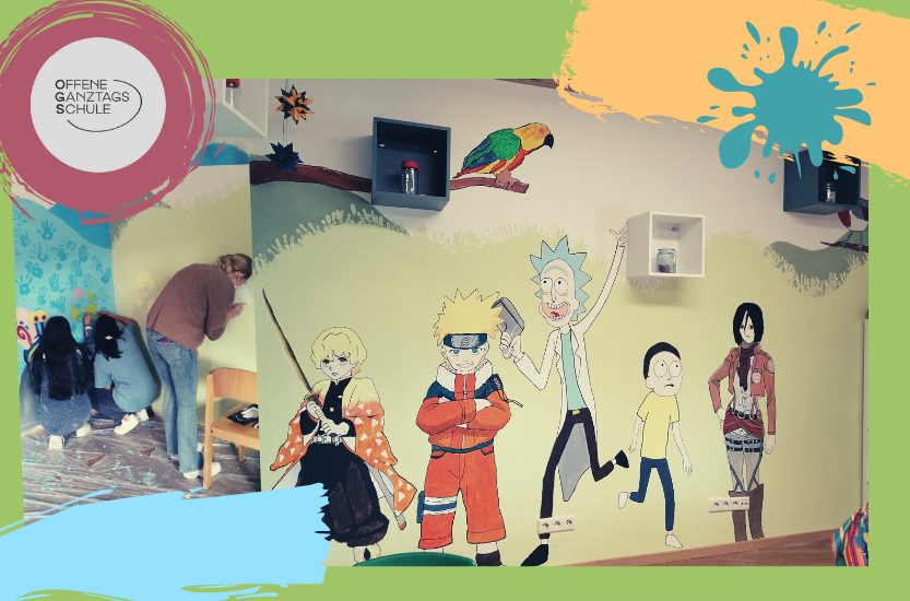 Anime, Minions und Unterwassergeschöpfe in der OGTS