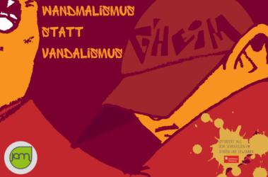 Neues von Wandmalismus statt Vandalsimus